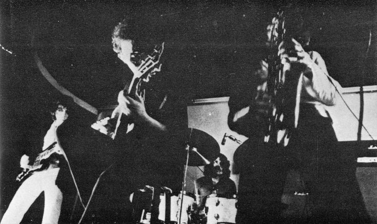 King Crimson at the Marquee | 1969