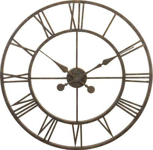 Best Railway Clocks For Western Home Decor - http://www.trainstationclocks.com/best-railway-clocks-for-western-home-decor/