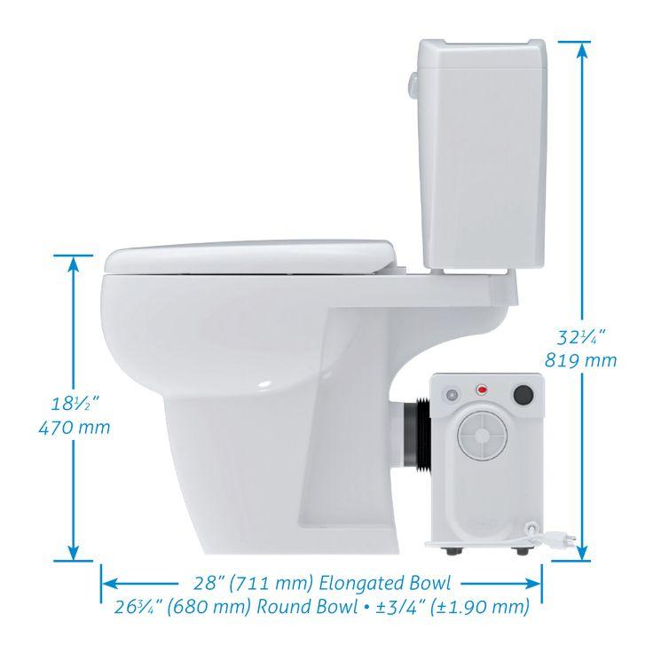 Best 25+ Upflush toilet ideas on Pinterest   Basement ...