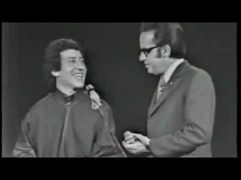 Victor Jara en Peru - 17 de julio de 1973