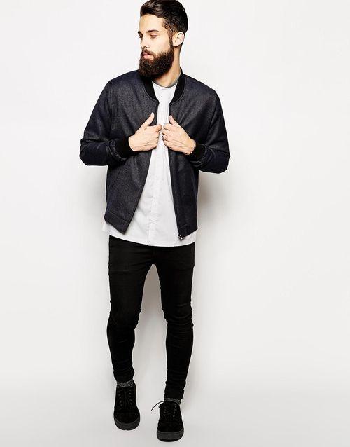 Macho Moda - Blog de Moda Masculina: Look Masculino Preto e Branco, em alta (Black and White)