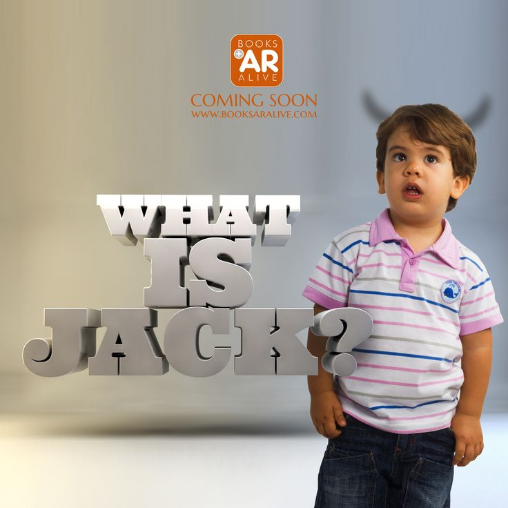 What is Jack?  #doyouknowjack  www.booksaralive.com