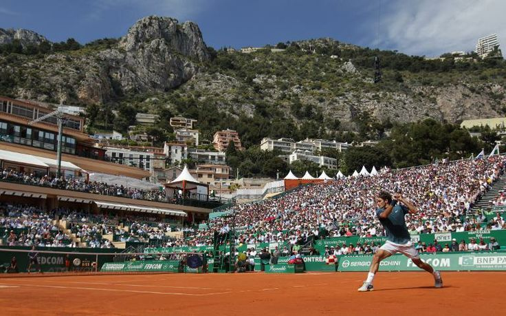 MONTE CARLO (AFP) - Dunya News - Tennis: Nadal, Djokovic, Federer cruise in Monte Carlo Seven-time Wimbledon champion Roger Federer, the fourth seed, spent just 57 minutes on court getting past Rosol 6-4, 6-1 and next plays ninth seed Jo-Wilfried Tsonga. Federer, the record 17-time Grand Slam winner, came back from a break down in the first set before crushing his opponent to win an ATP-leading 26th match this season. He won 10 of the last 11 games. #Wimbledon #champion #Roger