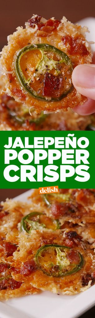 These Low-Carb Jalapeño Popper Crisps Are So Much Better Than Chips
