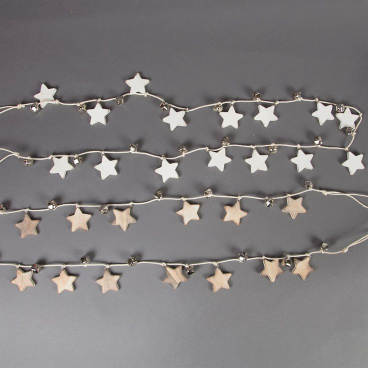 Sass and Belle star garland.  https://www.minimaud.com/product-page/rustic-star-garland-assorted-by-sass-belle