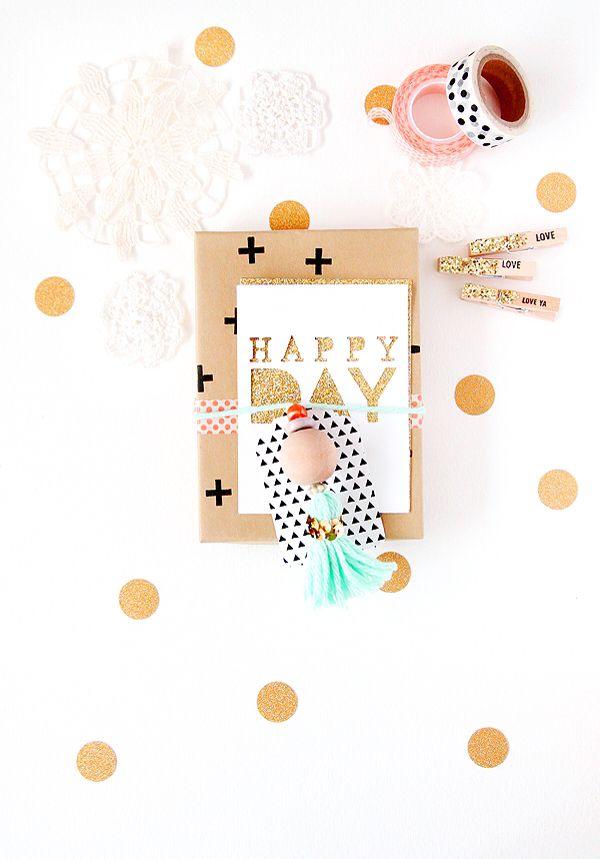 Happy wrapping - www.vanmariel.nl