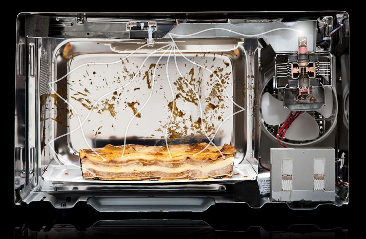 Microwave Ovens Bathe Food In 2 45 Ghz Microwaves A Form