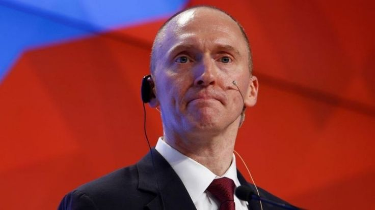 Did Carter Page contacts give Obama FBI window into Trump team world?