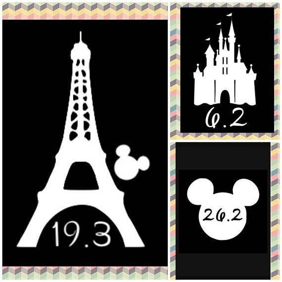 Disneyland Paris Half Marathon Castle to Chateau Disney
