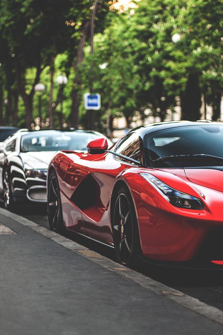 LaFerrari And Veyron