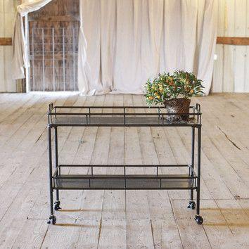Best 25 Serving cart ideas on Pinterest Rustic bar carts