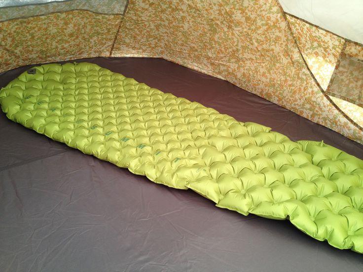 New sleeping mat!