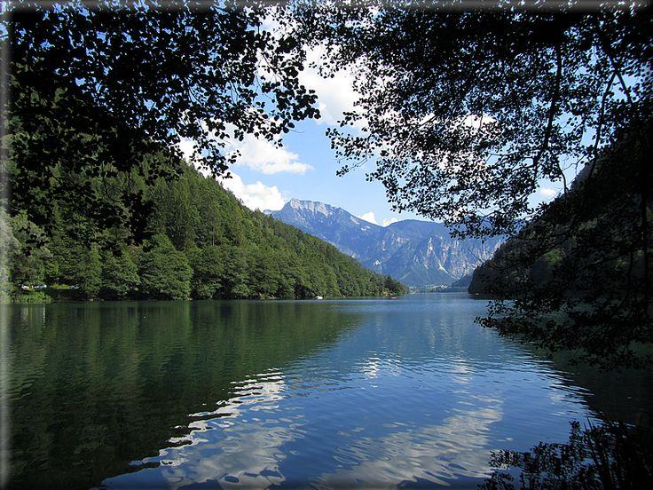 Levico Lake, Valsugana Valley, Trentino