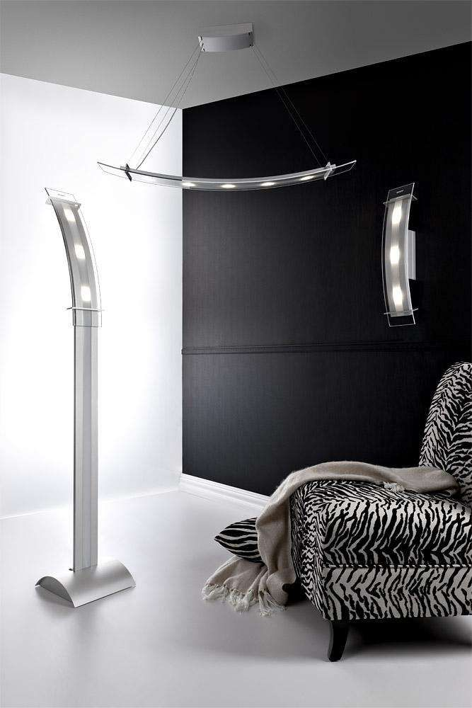 Skoff Moderno Elisse - curved shapes add emotions and dynamics modern interiors.