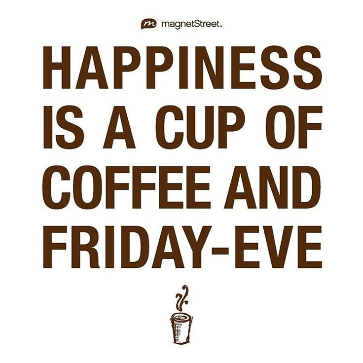 Funny Friday Coffee Meme : Happy coffee day and friday eve ☕️ words