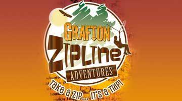 $45 for a zipline adventure at Grafton Zipline Adventures (50% off)
