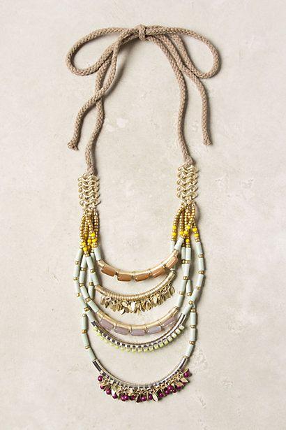 La Jolla Necklace #anthropologie