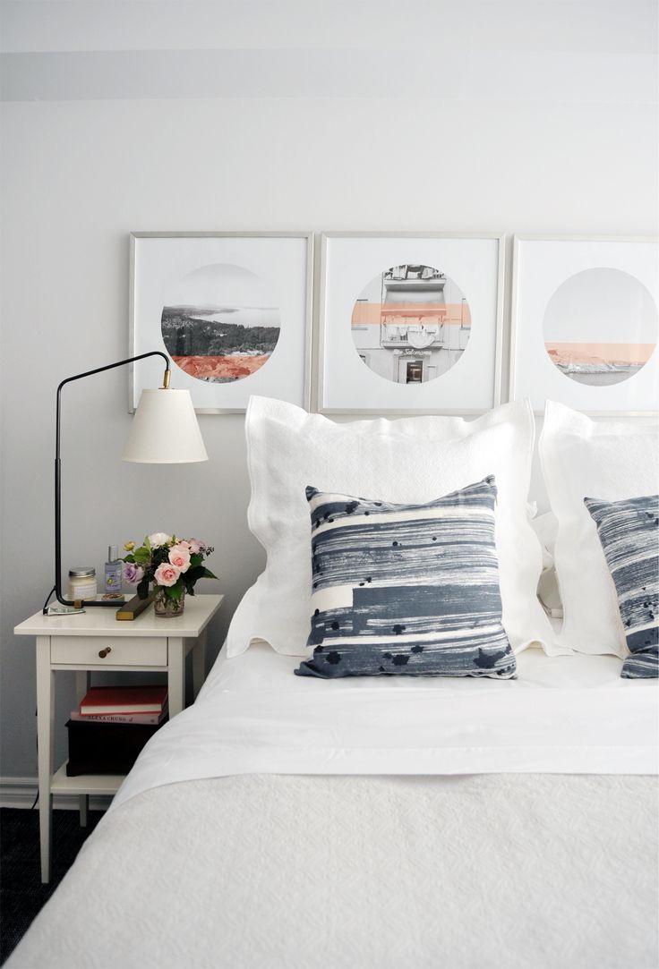 Simple Bedroom Art 1237 best decorating images on pinterest | guest bedrooms, bedroom