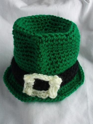 Crochet Baby Leprechaun Hat Pattern : 19 best images about St Patricks Day Crochet Patterns on ...