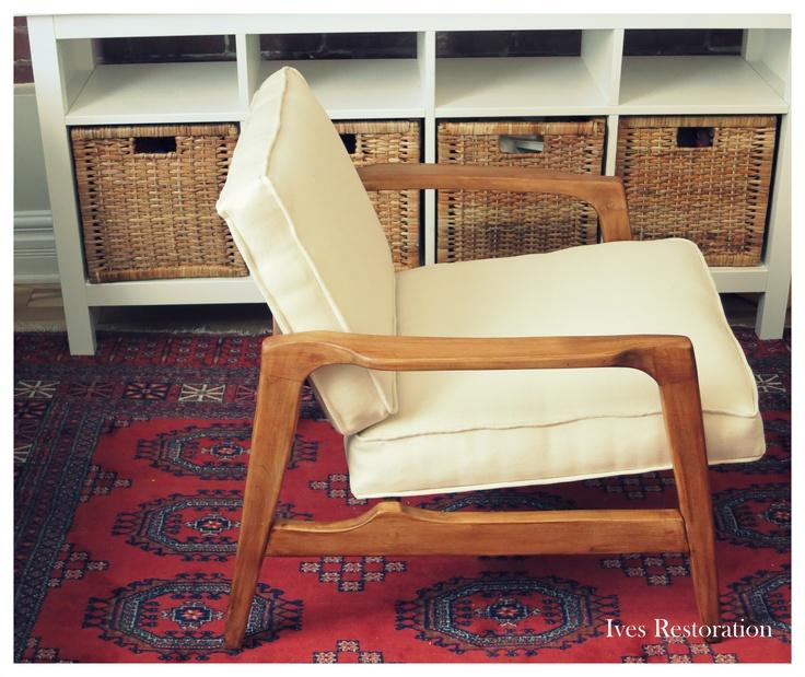 Mid-century armchair - SOLD
