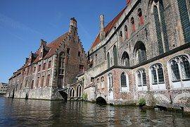 Brujas, Bélgica, El Canal
