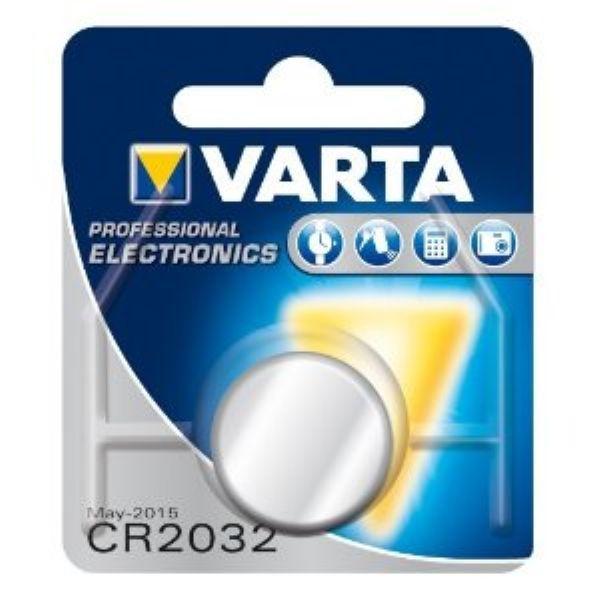 BATTERIA VARTA CR 2032