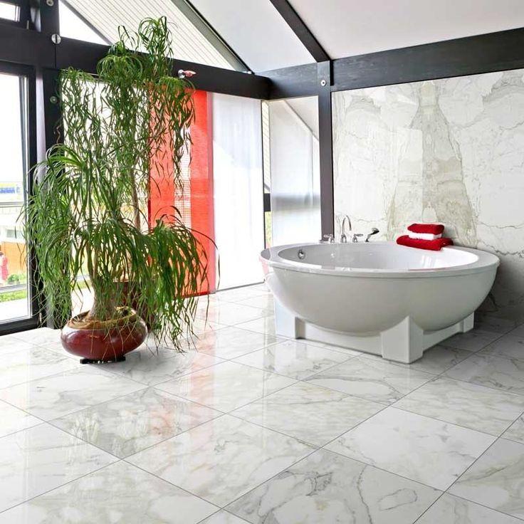 Calacatta Gold Bathroom Ideas
