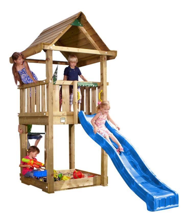 die besten 25 kletterturm mit rutsche ideen auf pinterest kinderspielhaus mit rutsche. Black Bedroom Furniture Sets. Home Design Ideas