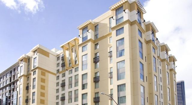 Residence Inn by Marriott San Diego Downtown/Gaslamp Quarter - 3 Star #Hotel - $141 - #Hotels #UnitedStatesofAmerica #SanDiego #DowntownSanDiego http://www.justigo.us/hotels/united-states-of-america/san-diego/downtown-san-diego/residence-inn-by-marriott-san-diego-downtown-gaslamp-quarter_94097.html