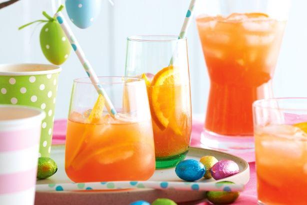 Orange spritzer recipe