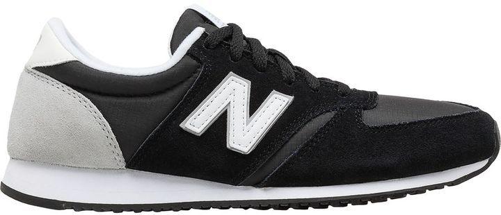 New Balance 420 Suede/Nylon Shoe
