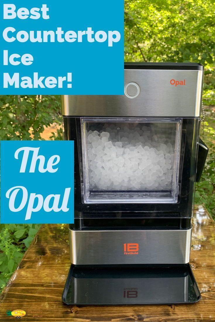 Best Countertop Ice Maker Firstbuild S Opal Ice Maker