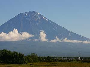 Petropavlovsk (Kamchatsky), Russia. Great for rainbow trout fly fishing.