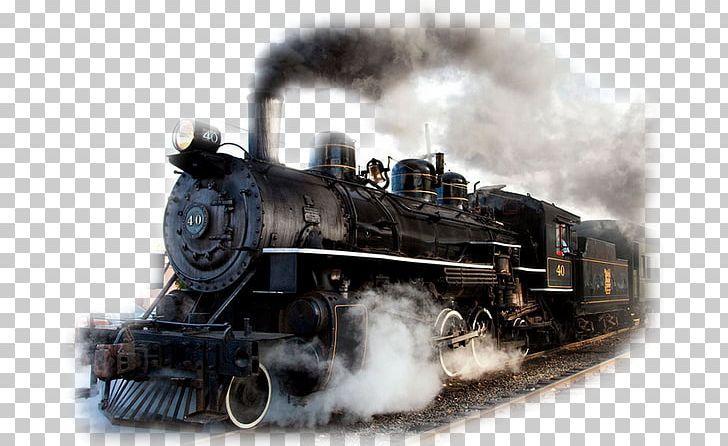 Train Rail Transport Valley Railroad Passenger Car Steam Locomotive Png Automotive Engine Part Auto Part Diesel Diesel Locomotive Rail Transport Locomotive
