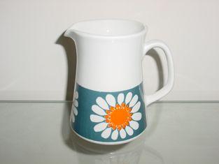 "Figgjo Flint Turi design ""Daisy"" milkjug"