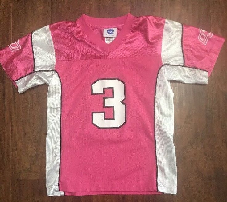 Girls NCAA Pink Ohio State Jersey #5 Youth Size 7-8  | eBay