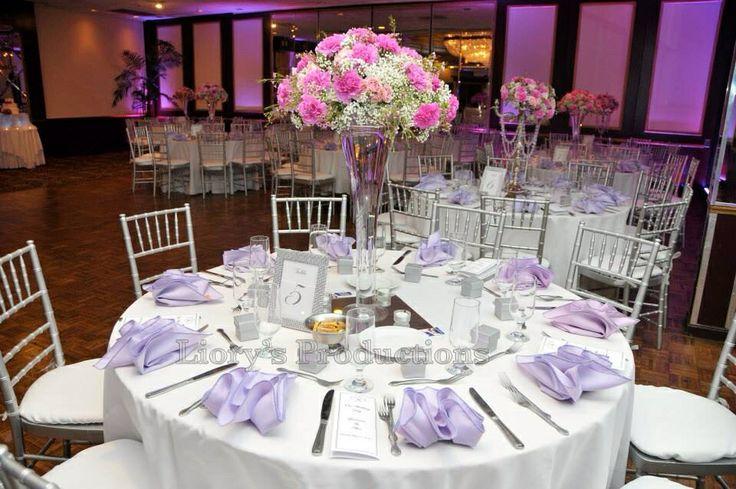 Lilac wedding theme