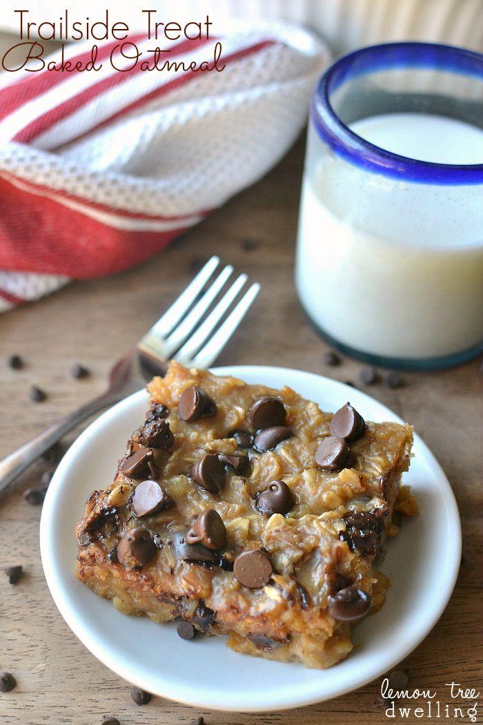The 36th AVENUE | Baked Oatmeal Trailside Treat Bars | The 36th AVENUE