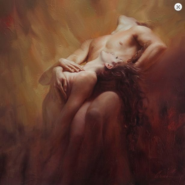Above Art | Mark Arian «Романтические образы»