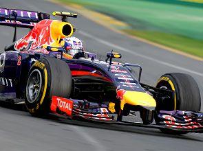 Red Bull Racing-Renault F-1 team