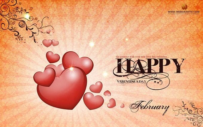 Free Valentine Day HD Wallpaper 14 February 2013 Download | Webgranth