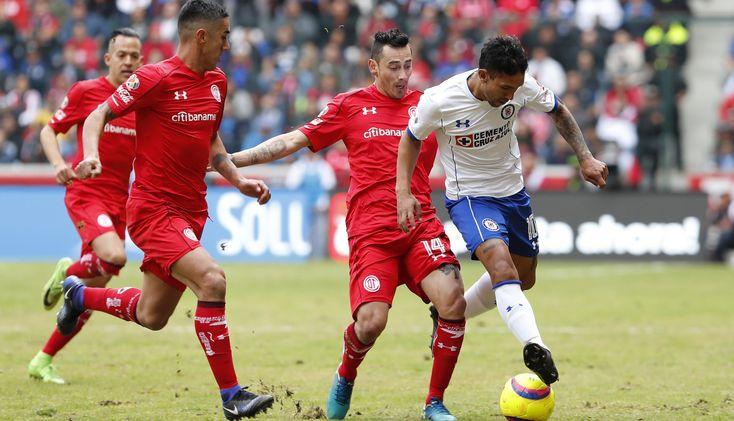 #DESTACADAS:  Toluca igualó 1-1 ante Cruz Azul por la Liga MX - Perú.com