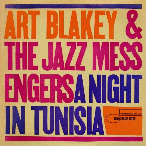 Blue note cover art