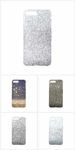 Grey #Glitter iPhone 7/ 7s Plus Cases for #iphone7plus/ #iphone7splus by @cutephonecases @grypons http://www.zazzle.com/cuteiphone6cases/glitter+iphone+7+plus+cases?ps=120&pg=1&rf=238478323816001889&tc=pin