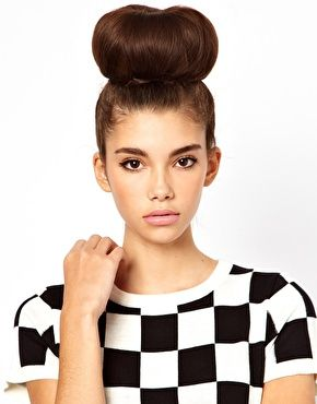ASOS Extra Large Hair Donut.....hi my name is....and i am obsessed with buns!