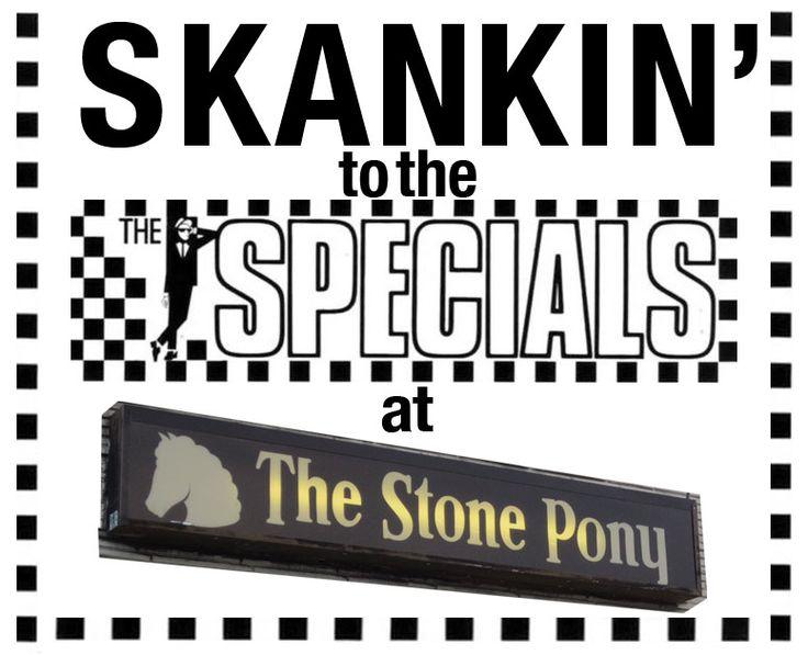 Skankin' to the Specials at the Stone Pony in Asbury, NJ. #ska #thespecials