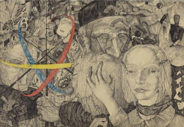 Alisa Ivanovna Poret (19021984) The Glebov Family, 1929