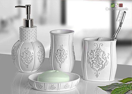 Decorative Bathroom Wastebaskets. Decorative Bathroom Wastebaskets ...