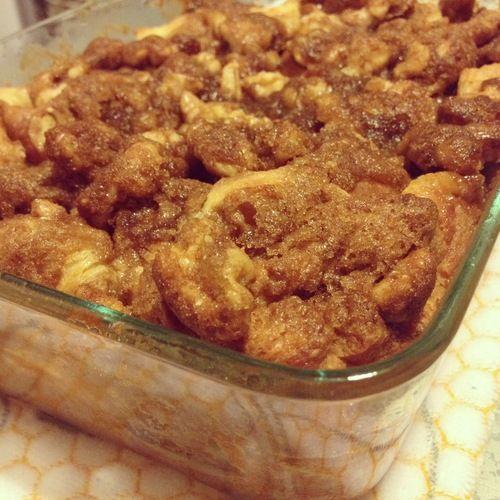 Easy #Brioche Bread Pudding #Recipe — Bites & Bourbon #breadpudding #recipes
