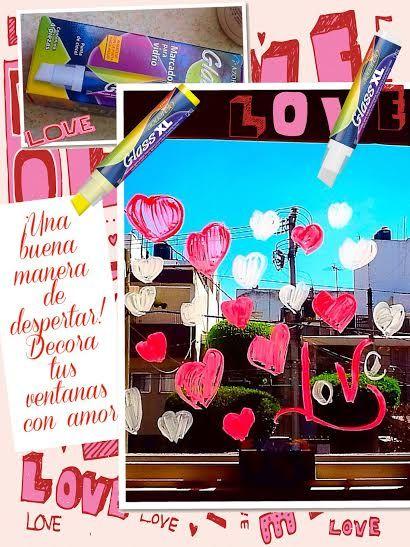 ¡Sorprende a esas personitas especiales, dejándoles una linda nota con los GLASS XL!  #EsDeAzor
